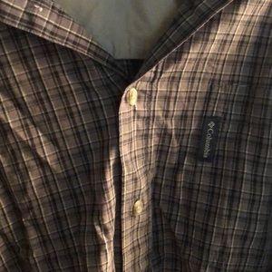 Columbia Shirts - Columbia XL nice button up
